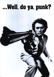 Dirty Harry - Well Do Ya Punk