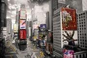 New York Times Square Ariel - Ecr 10