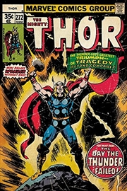 Marvel Comics - Thor Comic Cover | Merchandise