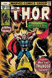 Marvel Comics - Thor Comic Cover
