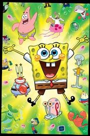 Sponge Bob - Green & Yellow