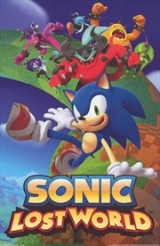 Sonic The Hedgehog - Lost World
