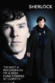 Sherlock - Sociopath