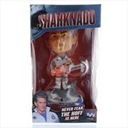 Sharknado 3 - The Hoff vs Sharknado Bobble Head | Merchandise