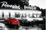 Rosie'S Diner- Colour Lite | Merchandise