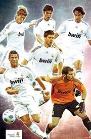 Real Madrid - All Stars | Merchandise