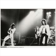 Queen Live | Merchandise