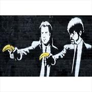 Banksy - Pulp Bananas | Merchandise