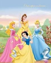 Disney Princesses - Once A Dream