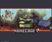Minecraft Underground Poster | Merchandise