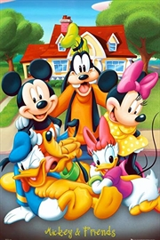 Mickey Mouse - Mickey & Friends | Merchandise