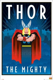 Marvel Comics - Deco Thor | Merchandise