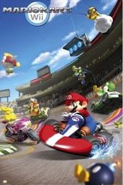 Mario Cart Vert