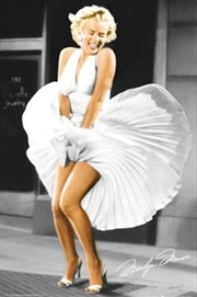 Marilyn Monroe - B/W Ledgend