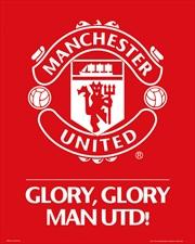 Manchester United FC - Crest