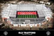 Manchester United FC- Theatre Of Dreams   Merchandise