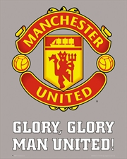 Manchester United FC - Club Crest | Merchandise