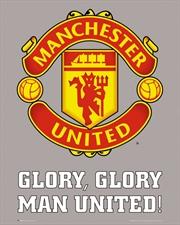 Manchester United FC - Club Crest