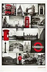 London - Collage | Merchandise