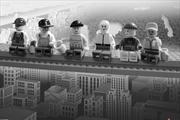 Lego-On A Girder