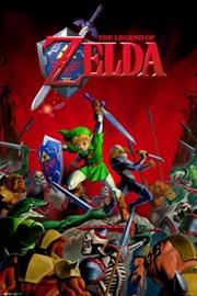 The Legend Of Zelda - Battle