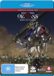 Mobile Suit Gundam - Iron-Blooded Orphans - Season 2