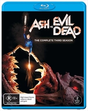 Ash Vs Evil Dead - Season 3 | Blu-ray