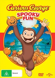 Curious George - Spooky Fun | DVD