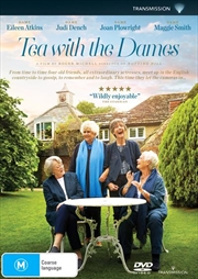 Tea With The Dames | DVD