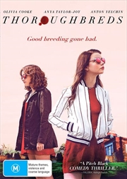 Thoroughbreds | DVD