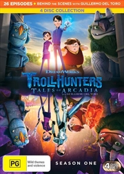 Trollhunters - Tales Of Arcadia - Season 1 | DVD