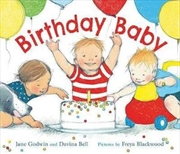 Birthday Baby | Hardback Book