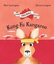 Kung-fu Kangaroo | Hardback Book