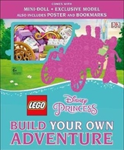 LEGO Disney Princess Build Your Own Adventure