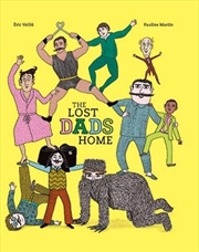 Lost Dads Home   Hardback Book