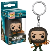 Aquaman Movie - Arthur (Gladiator) Pop! Keychain | Pop Vinyl