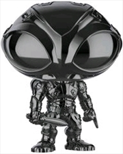 Aquaman - Black Manta Chrome US Exclusive Pop! Vinyl [RS]