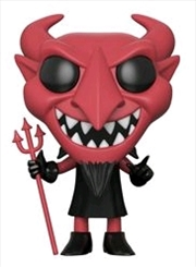 The Nightmare Before Christmas - Devil US Exclusive Pop! Vinyl [RS]