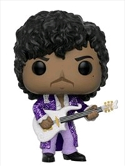 Prince - Purple Rain Diamond Glitter US Exclusive Pop! Vinyl [RS]