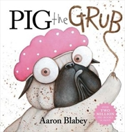 Pig The Grub | Hardback Book
