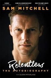 Relentless | Hardback Book