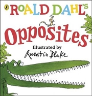 Roald Dahl's Opposites (Lift-the-Flap)