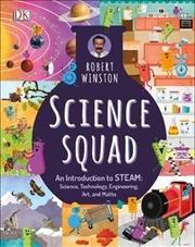 Science Squad | Hardback Book