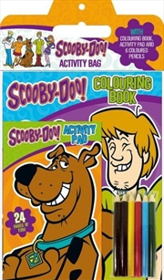 Scooby Doo: Activity Bag
