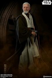 Star Wars - Obi-Wan Kenobi Premium Format 1:4 Scale Statue | Merchandise