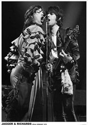 The Rolling Stones-Jagger And Richards