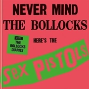Sex Pistols - 1977 The Bollocks Diaries | Hardback Book