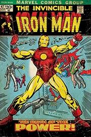 Marvel Comics - Iron Man Birth Of Power
