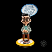 The Big Bang Theory - Leonard Q-Pop Figure | Merchandise