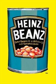 Heinz Beanz Can